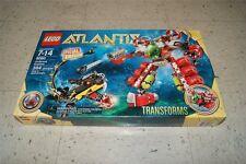 LEGO 8080 Atlantis Undersea Explorer Transforms Special Edition 364 Pcs Set NEW