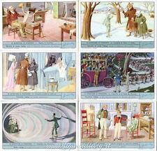Chromo Liebig Sang. 1750 ITA Le Avventure di Pinocchio ANNO 1961