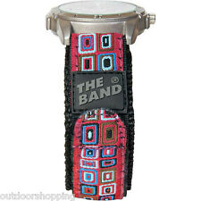 ASSORTED COLOR CHISCO STANDARD WATCH BAND 20MM - Soft Wide Base Webbing
