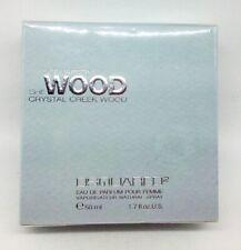 She Wood Crystal Creek Dsquared2 50ml. eau de parfum spray pour femme