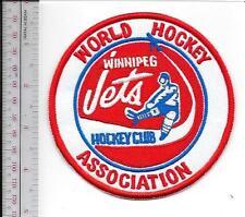 World Hockey Association WHA Winnipeg Jets  1972 73 & 1978 79 Winipeg Arena