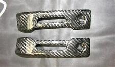 Aprilia sl 750 Shiver ABS carbon radiador revestimiento