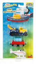 Thomas & Friends Adventures Sodor Search & Rescue 4 Pack Die Cast Metal Engines