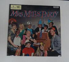 MRS MILLS PARTY   Vinyl LP  20 Songs, Underneath The Arches etc , (mono) EX+