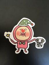 Kobito Peach Man Magician Kawaii Full Body Anime Cartoon Sticker Stickerbomb