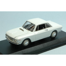 LANCIA FULVIA COUPE' 1.2 1965 WHITE 1:43 Best Model Auto Stradali Die Cast