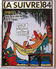 A SUIVRE... n°84;  Regis Franc; Tonton Marcel passe Noêl sous les tropiques