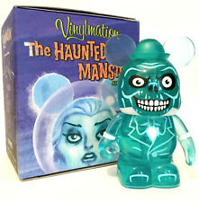 "DISNEY VINYLMATION 3"" HAUNTED MANSION 2 HITCHHIKING GHOST EZRA TOY FIGURE NEW"