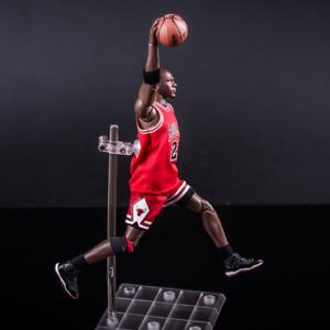1:9 Scale NBA Michael Jordan 23 Chicago Bulls Model Figure Collection Statue Toy
