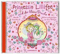 PRINZESSIN LILLIFEE - DER KLEINE DRACHE (SONDERAUSGABE)   CD NEU