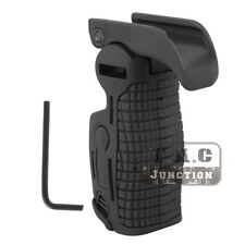 Tactical Integrated Folding Picatinny Rail Foregrip Trigger Guard Cover Handle