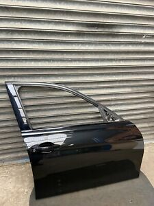 BMW 3 SERIES F30 F31 / 13-18 COMPLETE FRONT DRIVER RIGHT DOOR IN SAPPHIRE BLACK