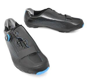 Shimano XC7 Mountain Bike Shoes EU 46 US Men 11.2 Black 2 Bolt XC701 BOA Cycling