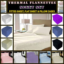 ZONE 100% Cotton Fitted Sheets