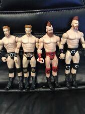 SHEAMUS WWE MATTEL BASIC ACTION FIGURE LOT OF 4