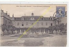CPA 72190 COULAINES Ecole Normale d'Instistrices Edit DOLBEAU ca1929