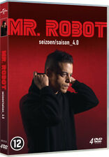 Mr Robot - Saison 4  COFFRET DVD VERSION FRANCAISE INCLUSE SOUS CELLO
