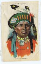 Indian chief L-5 S66 large premium cigarette silk bulldog 249