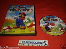 SUPER MARIO BROS 3 DVD
