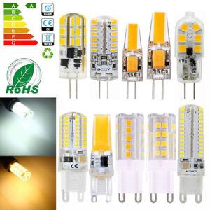 ZML G4 G9 3W 5W 6W 8W 10W LED Lampe Birne Sockel Leuchtmittel Dimmbar 12V 220V