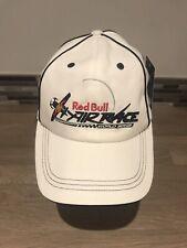 Genuine Red Bull Air Race Baseball Cap. World Series. London, Includes Bag
