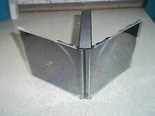 X1 reemplazo Vacío Playstation 1/MEGA CD/Caja De Juego Caja Grande PAL. posee 4 Discos.