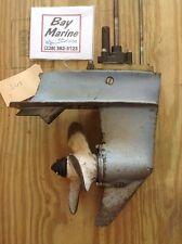 1983 Evinrude 7.5HP Lower Unit 0392583 LU3