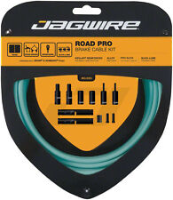 Jagwire Pro Brake Cable Kit Road SRAM/Shimano, Bianchi Celeste
