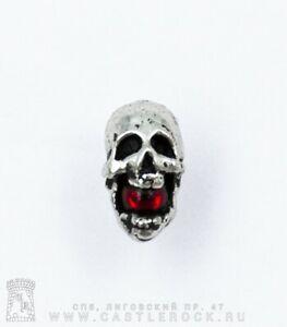 Blood Walking Dead Red Skeleton Dangle Earrings Undead Dead Skulls Unusual Red Halloween Ghoulish Jason Zombie Freddie Fashion