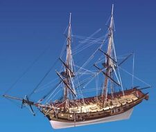 "Elegant, brand new Caldercraft wooden model ship kit: the ""Mars"""