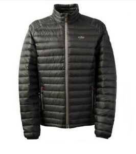 GILL Hydrophobe Down Men's Jacket, Colour Dark Grey, Size Small