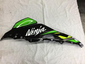 Carenado Izquierdo Superior Kawasaki Ninja Zx 10R RR 17 18 19 20 55057-5421-H8