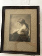 Antique Frame With Photo