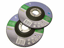 4.5 inch 115mm Stone Cutting Angle Grinder Discs (10 Pack)