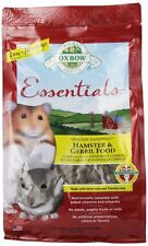 Oxbow Animal Health Essentials Hamster and Gerbil Food 1lb