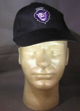 Reading PA Royals Souvenir baseball cap ECHL Hockey BLACK with Royals logo !