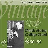 Dutch Swing College Band - Vintage, Vol. 2, 1950-52 (2007)  CD  NEW  SPEEDYPOST