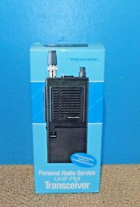 New Realistic PRS-100 UHF FM Transceiver 19-900A Free Shipping