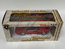 1/18 Polistil Tonka Lamborghini Countach LP 5000 Quatrovalvole in Red  JI127