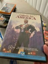 Coming To America (DVD, 2003) - Very Good Condition  single disc   t3
