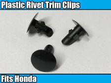 Remache Plástico Panel Interior 10x Recortar Clips Retenedor Para Nissan 80875-85E00