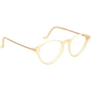 SILHOUETTE Mod 1159 Unisex Roundish Tortoise Vintage Eyeglass Frames Made In Austria 1990s New Old Stock