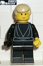 LEGO Star Wars Luke Skywalker with Black Right Hand Vintage 2002 NEW