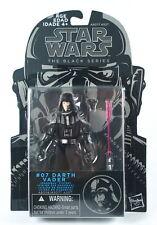 """Star Wars DAGOBAH TEST DARTH VADER 3.75"""" Black Series action figure #07 - NEW!"""