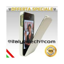 Cover Carbon per Apple iPhone 4/4S Custodia rigida Carbonio EFFETTO 3D