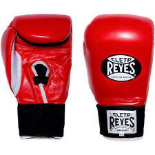 Cleto Reyes любительских крючок и петля учебные боксерские перчатки-красный