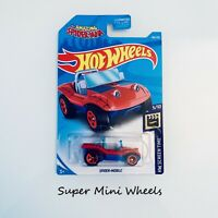 Hot Wheels Spider Mobile 2019 #146 HW Screen Time 5/10