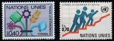 Nations Unies - Geneve postfris 1980 MNH 94-95 - Wetenschapsraad
