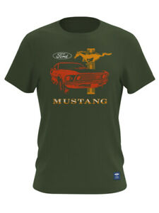FORD MUSTANG PERFORMANCE TEE