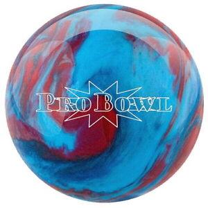 Bowlingball Pro Bowl blue blue red diverse Größen